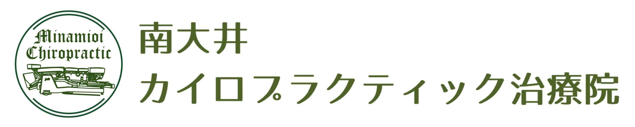 南大井カイロプラクティック治療院/東京都品川区